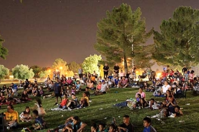 MEDFORD MOVIES IN THE PARK - What to do in Southern Oregon - Things to do - Events - Kids- FREE - Movies