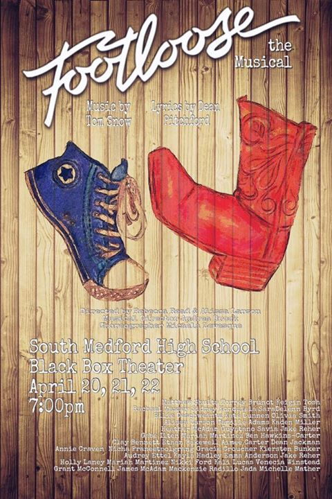 Footloose at South Medford High School