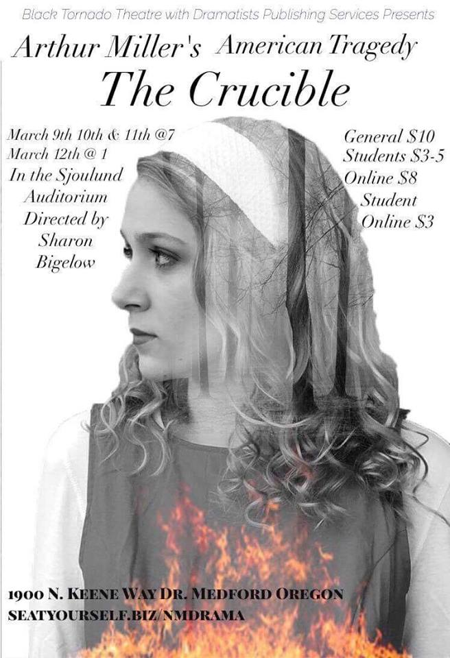 The Crucible at North Medford High School