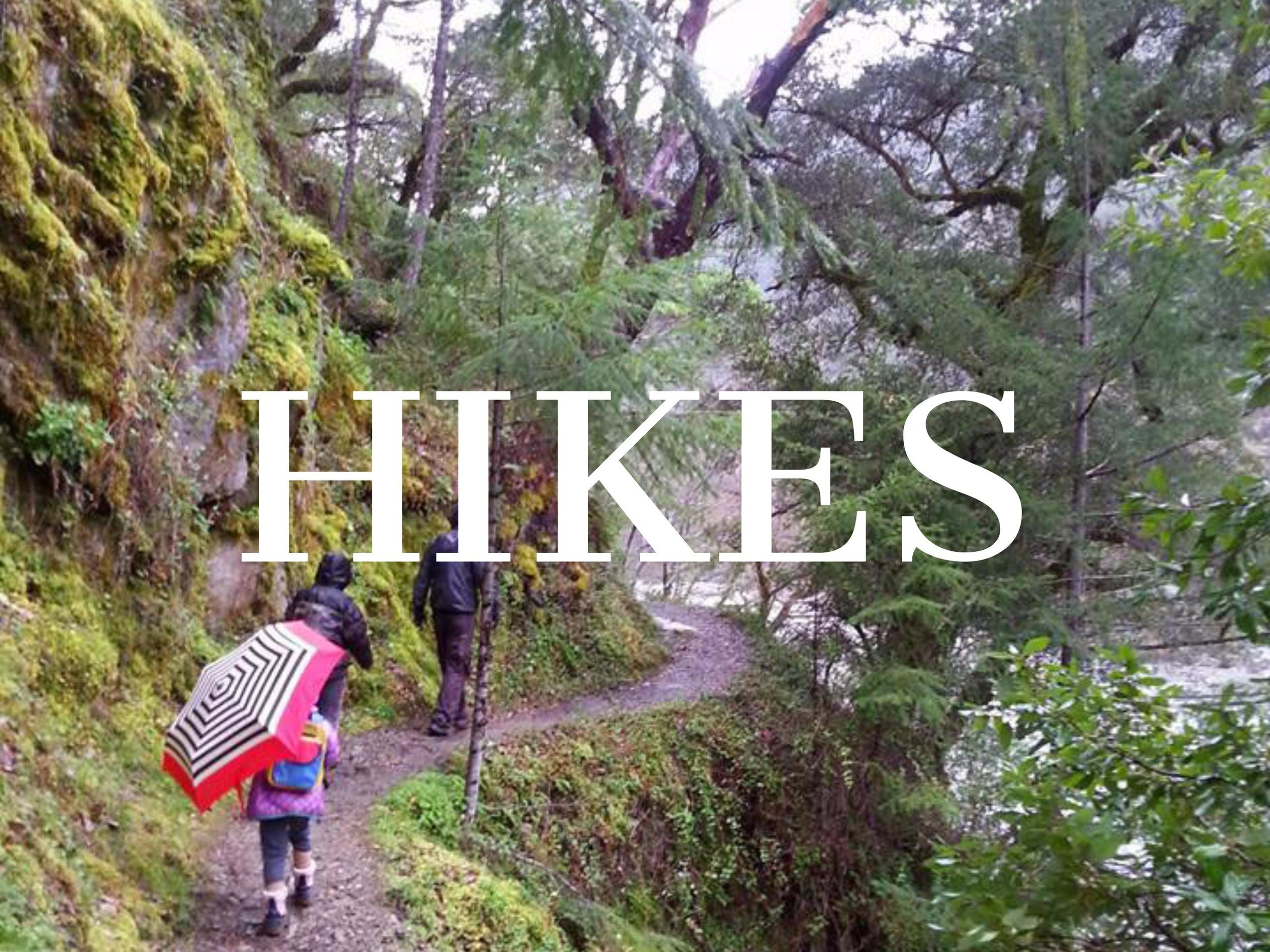 HIKES IN SOUTHERN OREGON