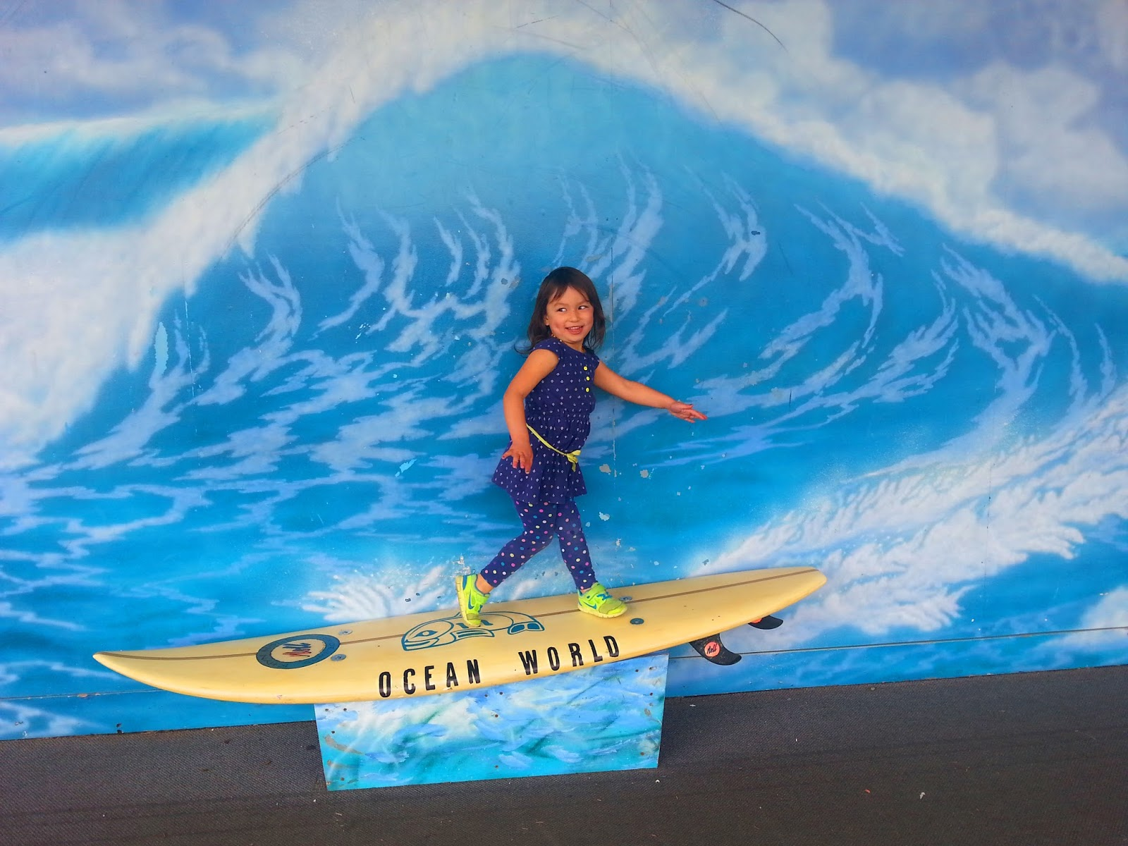 OCEAN WORLD - What to do in Southern Oregon - Things to do - Norhtern California - Camping - Day TRip - Kid-Friendly - Beaches