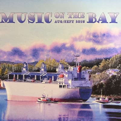 MUSIC ON THE BAY - What to do in Southern Oregon- Things to do in Coos Bay - Events - Live Music - Kid-Friendly