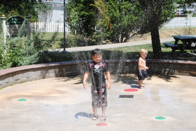 DOC GRIFFIN PARK - What to do in Southern Oregon - Spray Parks - Things to do with Kids - Jacksonville