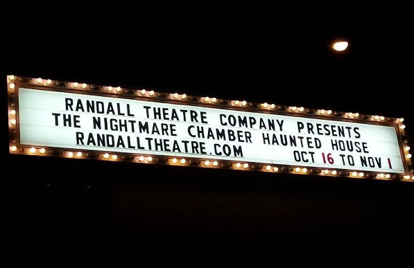 Randall Theatre - Haunted House - Fall - What to do in Southern Oregon