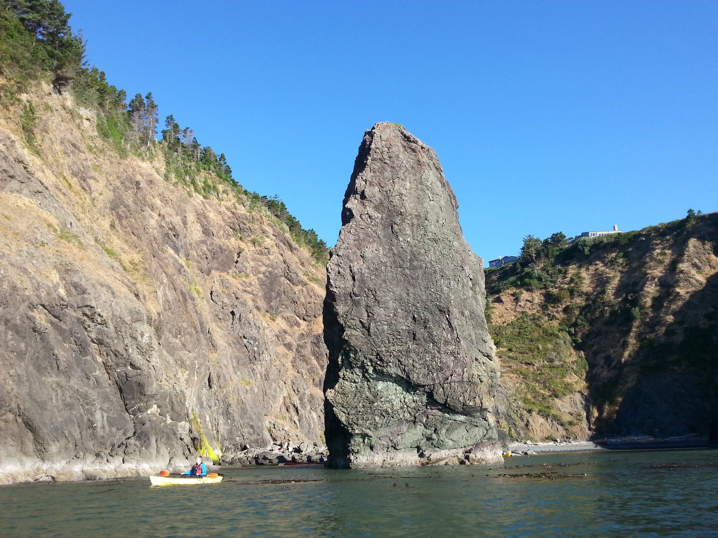 EXPLORING PORT ORFORD HEADS KAYAKING WITH SOUTH COAST TOURS - What to do in Southern Oregon
