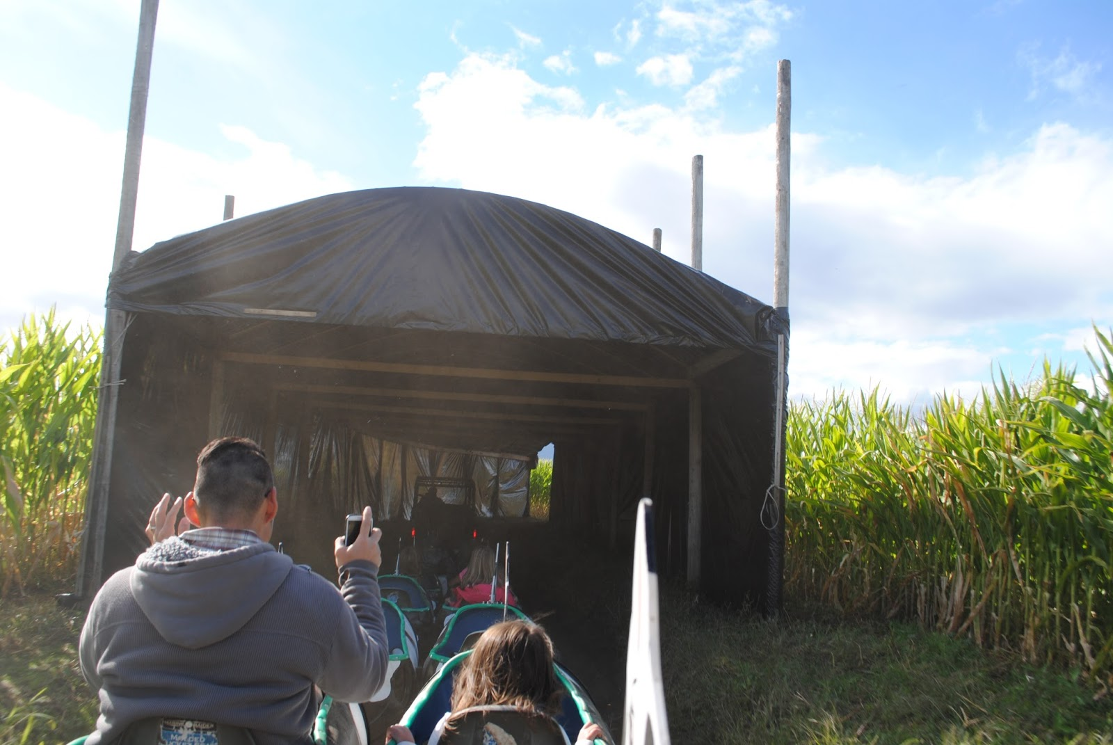 Fort Vannoy Farms Harvest Festival - Grants Pass, Oregon - Josephine County - Rogue Valley - Southern Oregon - Fall - Autumn - Pumpkin Patch - Corn Maze - Hayrides (135).JPG