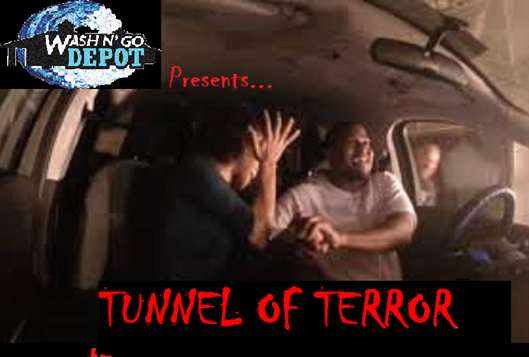 WASH N' GO - Tunnel of Terror - Central Point - Haunted Houses and Places - What to do in Southern Oregon