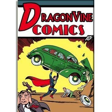 DRAGONVINE COMICS