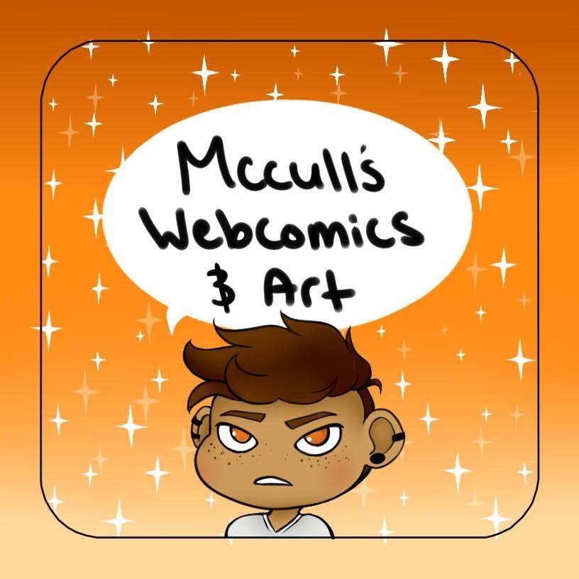 MCCULL'S WEBCOMICS & ART