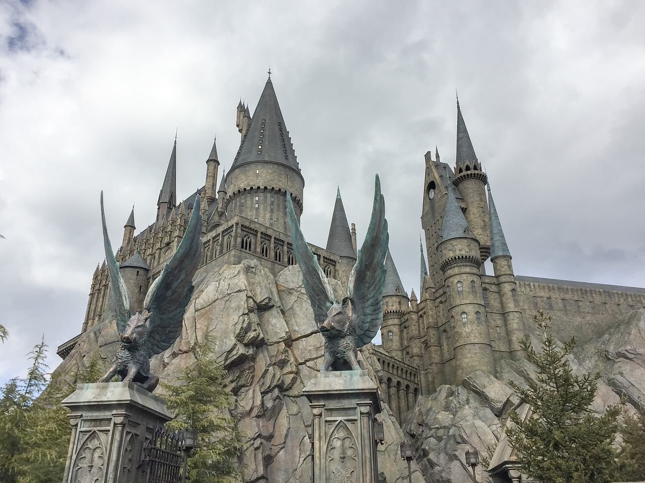 Harry Potter World - JCLS - Medford Comic Con - What to do in Southern Oregon