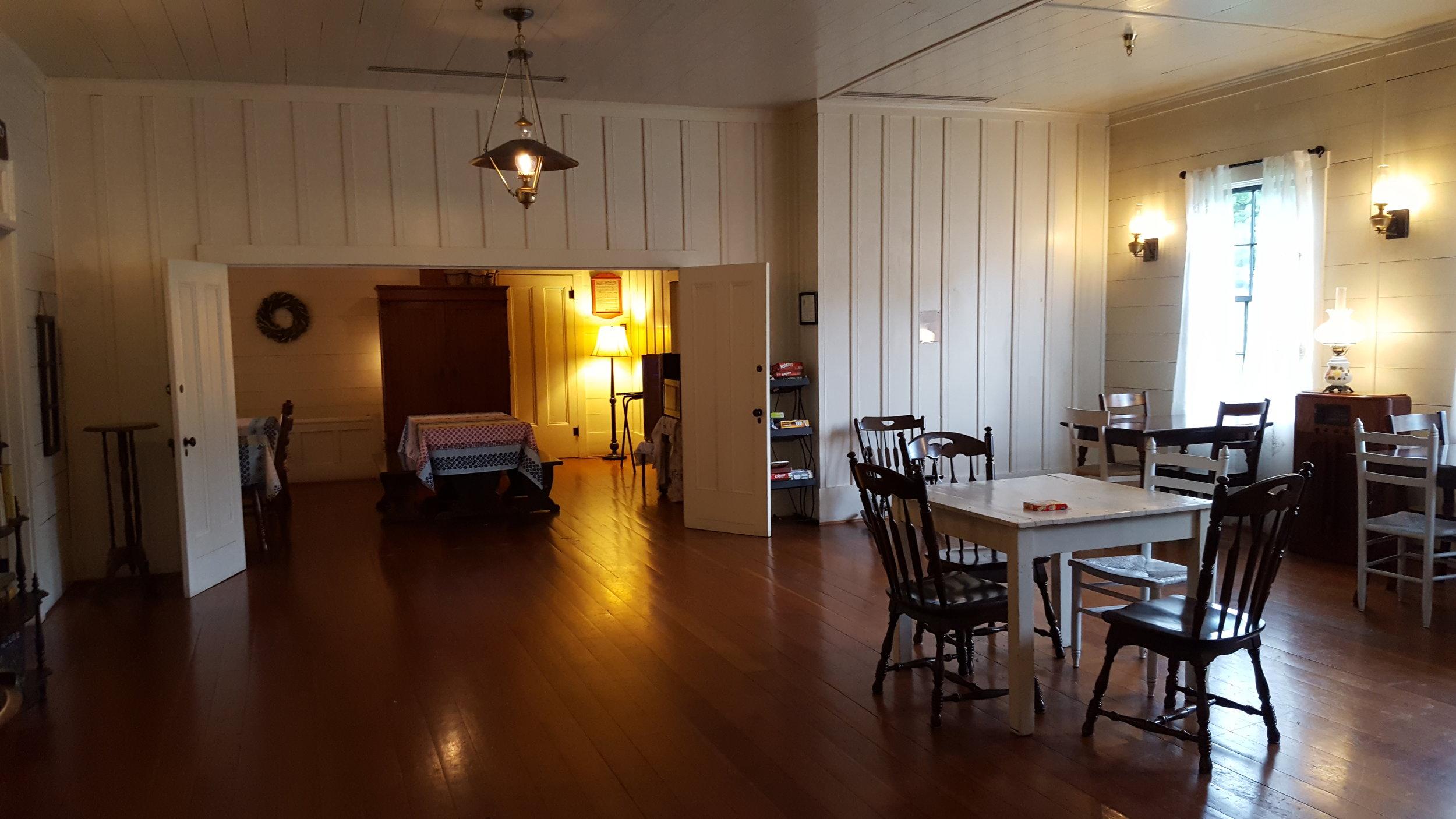 Ballroom at Wolf Creek Inn
