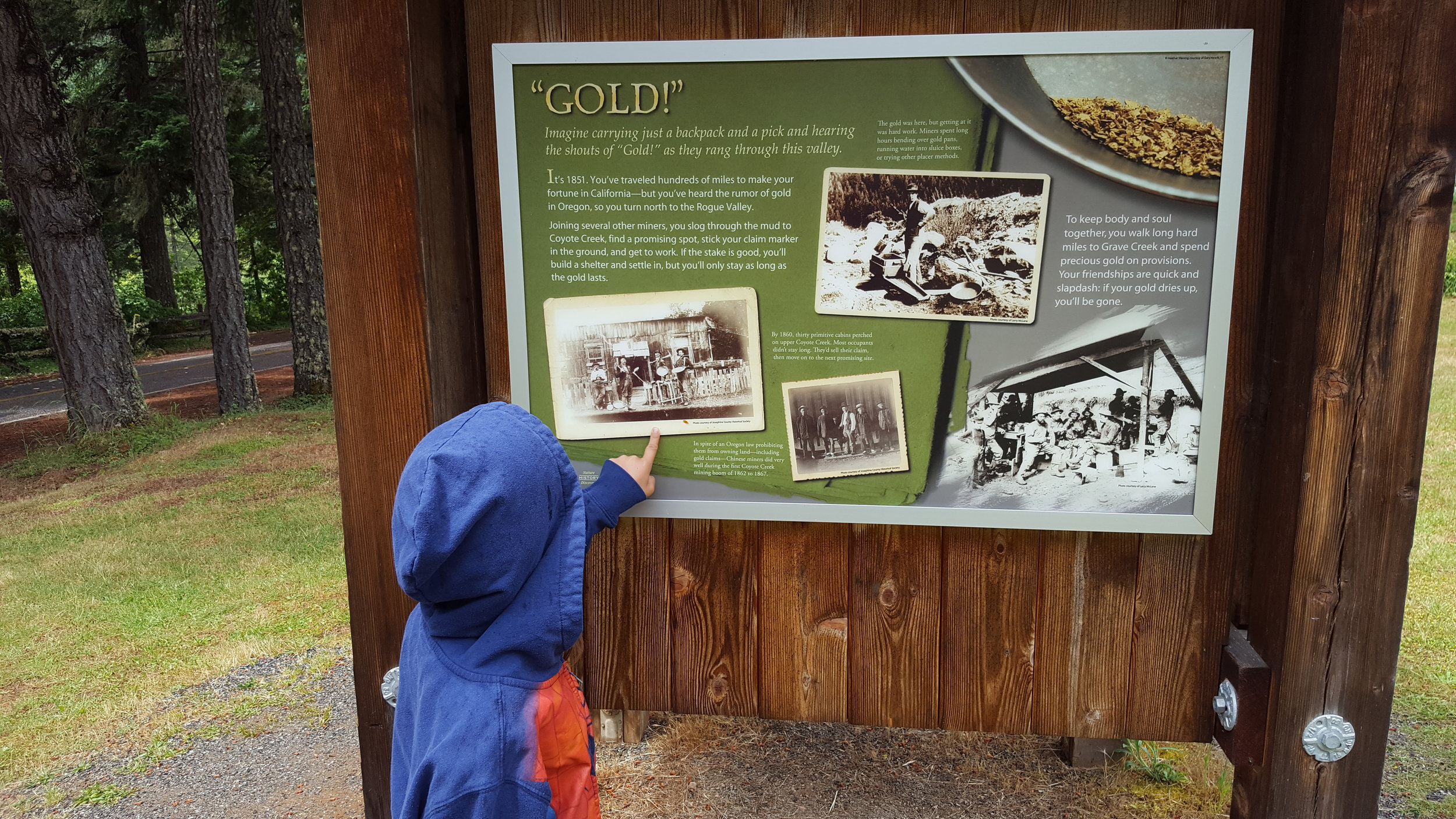 Golden State Heritage Site
