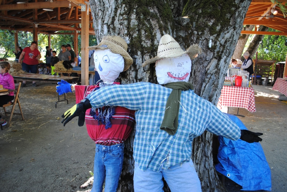 Scarecrow Festival - Hanley Farm - Medford - Central Point - What to do in Southern Oregon