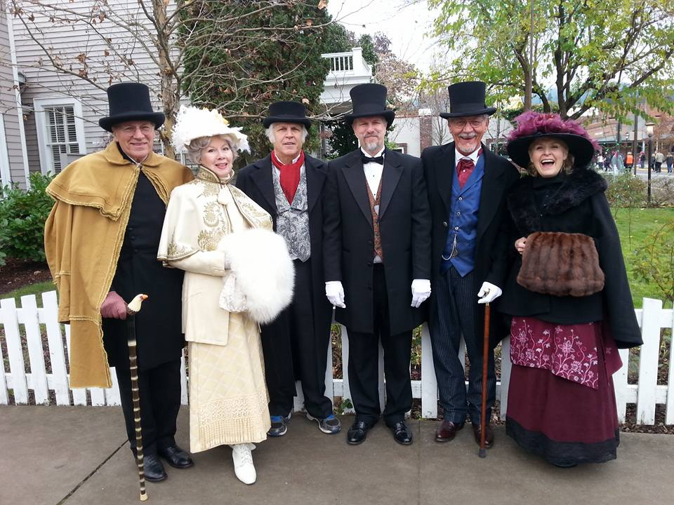 Jacksonville Victorian Christmas - What to do in Southern Oregon