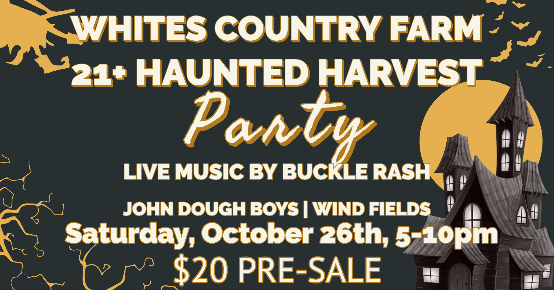 Haunted Harvest Party leaderboard ad.png