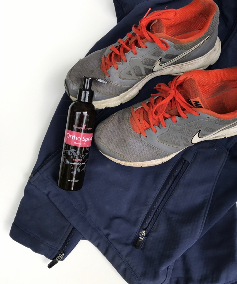 Ortho Sport massage oil...a favorite in our house.