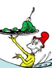 Dr. Seuss's Green Eggs & Ham
