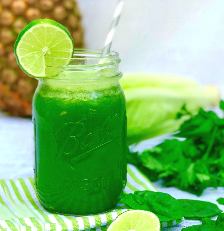 Green Goddess Tropical Smoothie