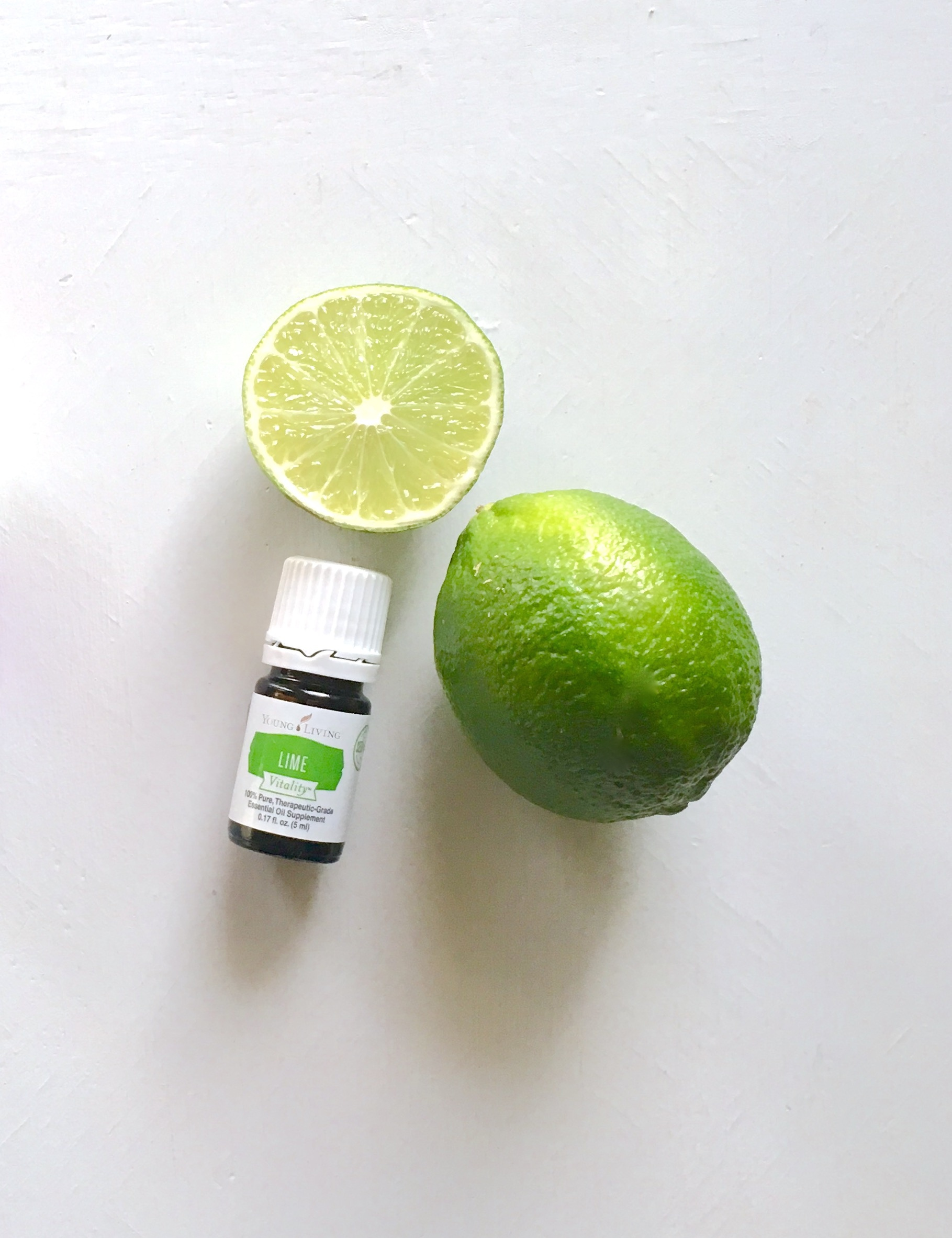 Click here for my All-Things-Lime Essential Oil blog post