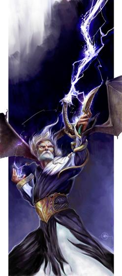 Wizard's Familiar