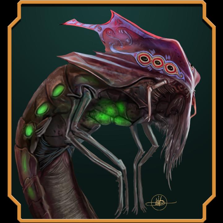 Alien Suns concept 1