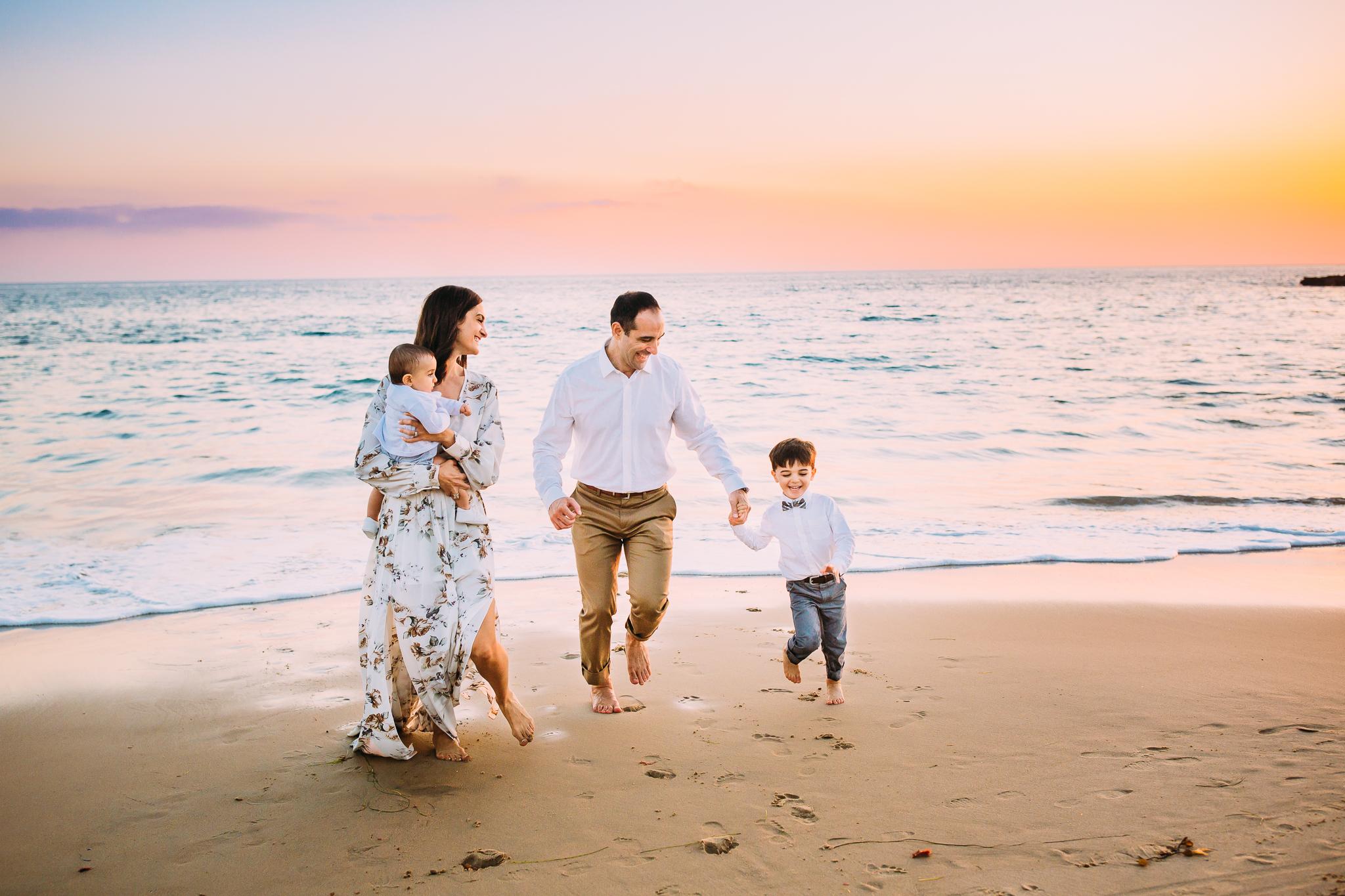 newport beach OC family photographer