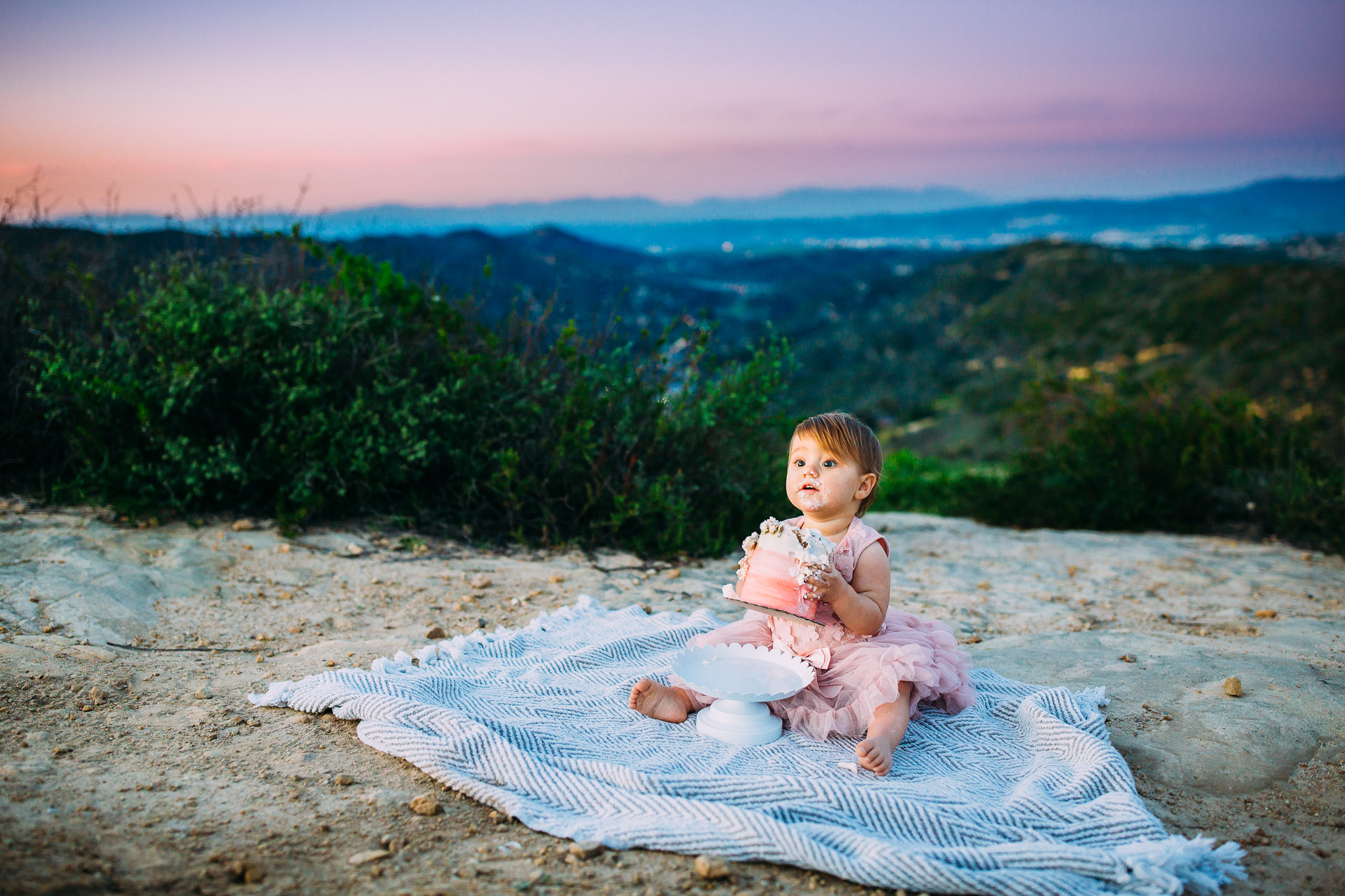 family photoshoot in Laguna Beach Orange County California