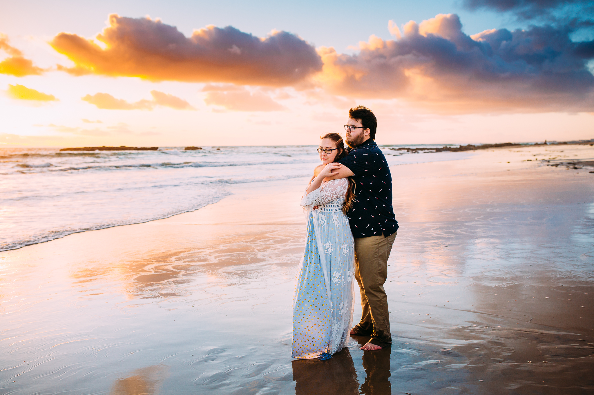 number one thing to do in Orange County, CA beach photography