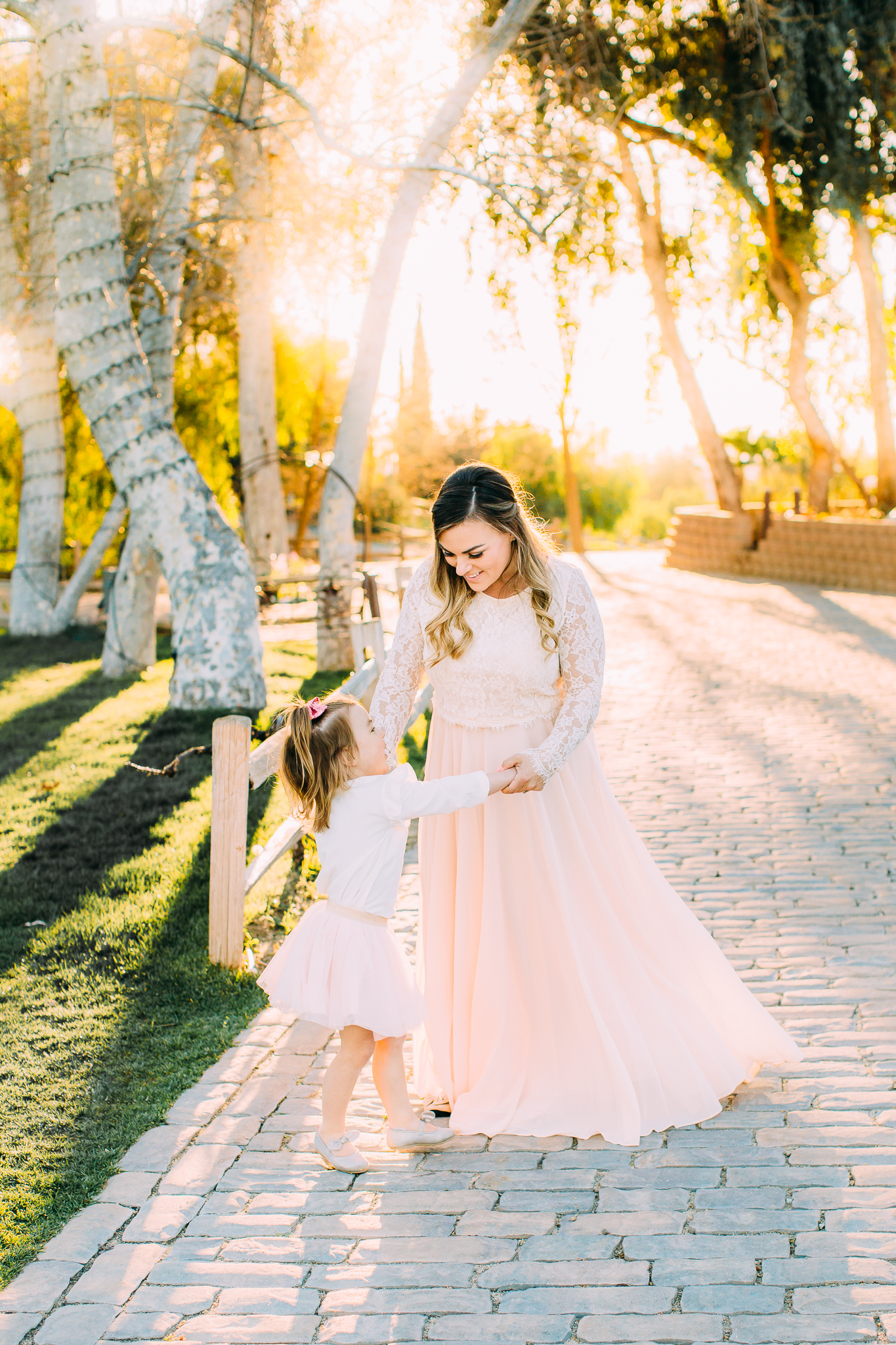 orange county family photographer five year anniversary session