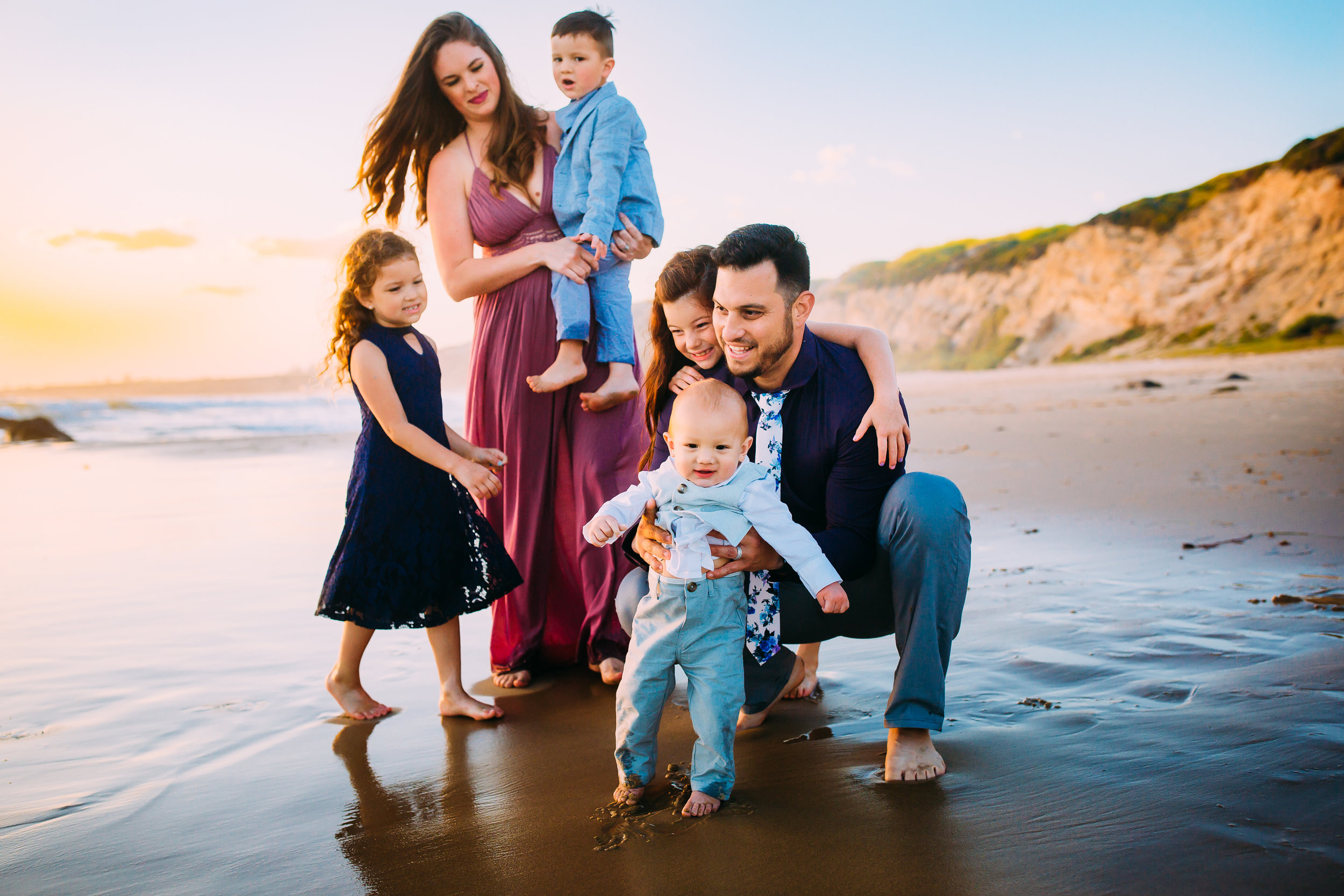 family photographer in Newport Beach, Orange County, CA