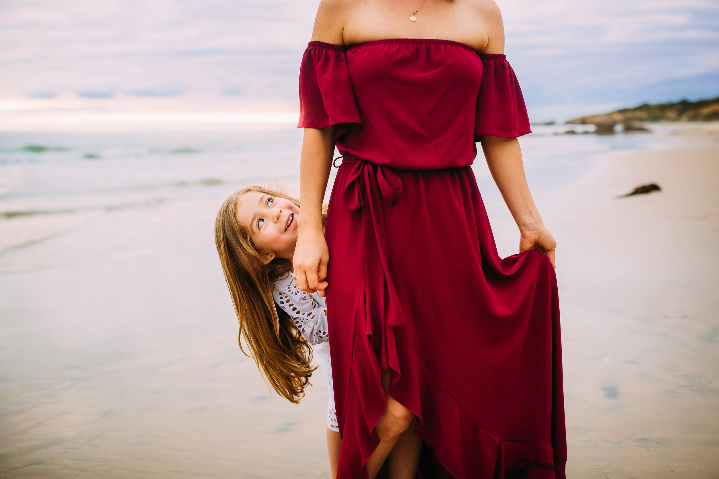 mom & me photo session in Newport Beach, Orange County, CA