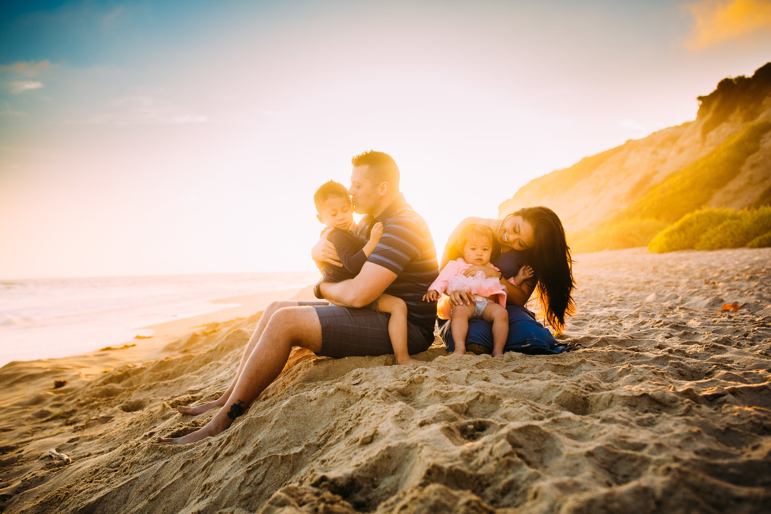 laguna beach family photographer in Orange County, CA