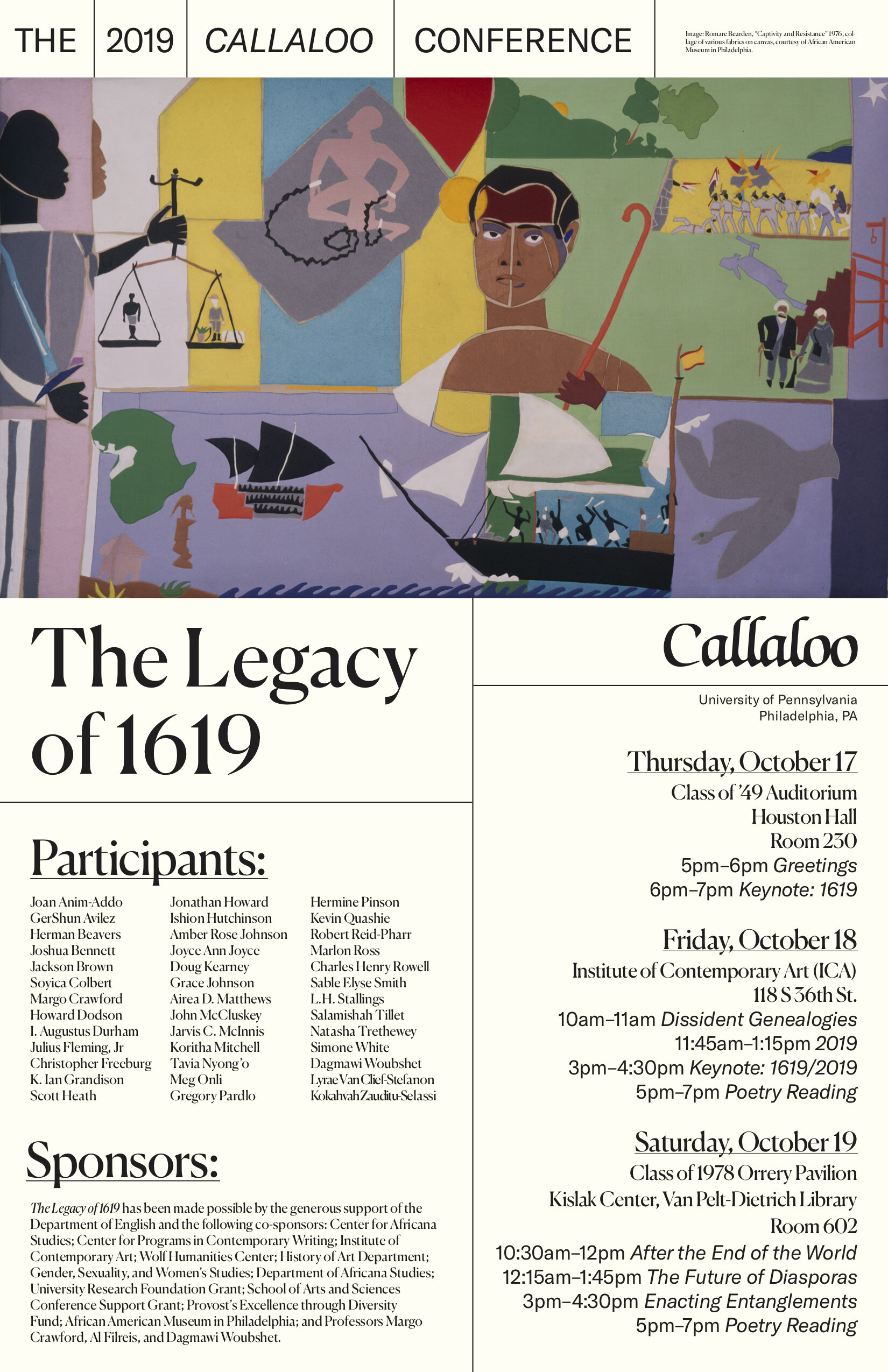The Legacy of 1619 Conference Poster.jpg