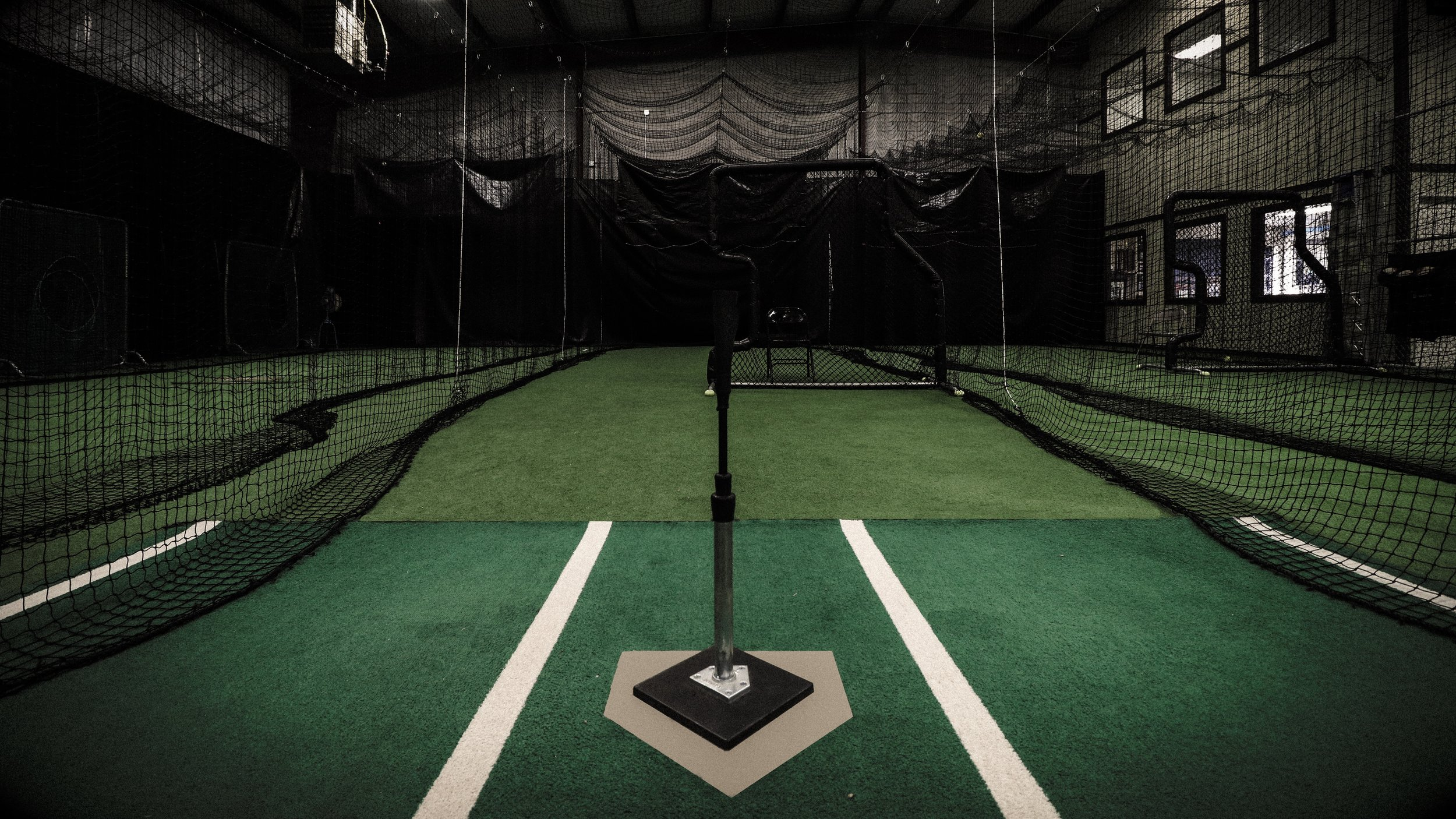 45'-55' Hitting Cages