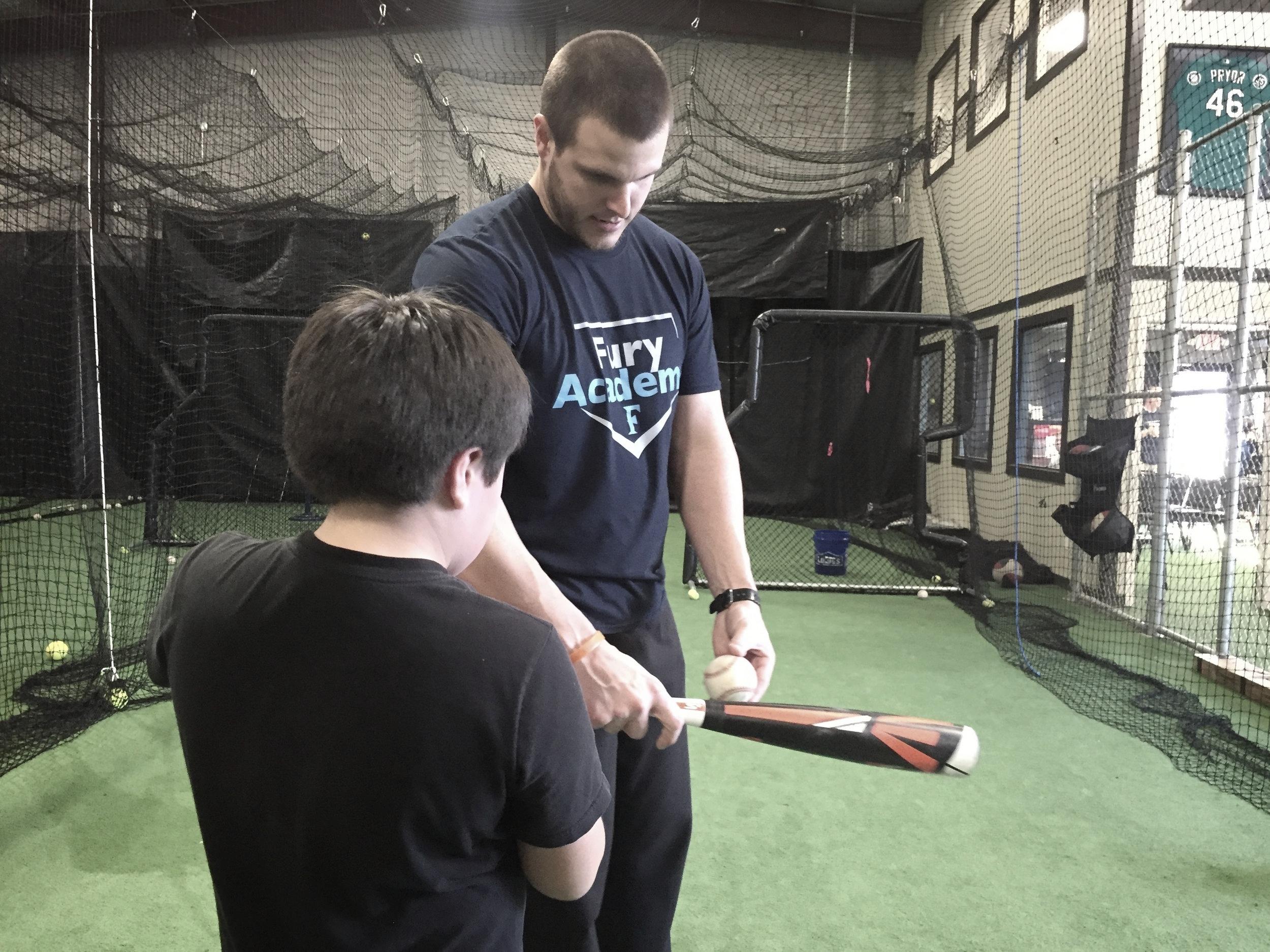 Baseball Lessons Chattanooga