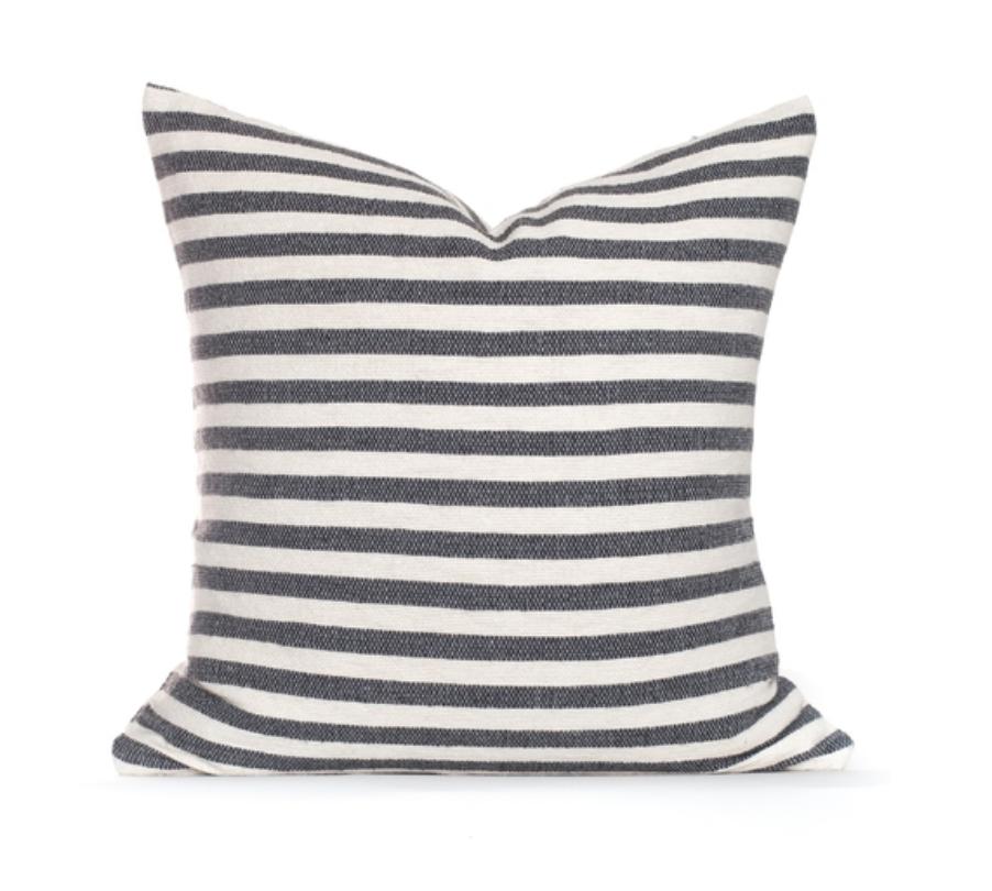 Dark Gray Pillow