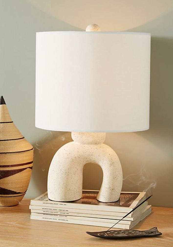 Mesa Ceramic Table Lamp