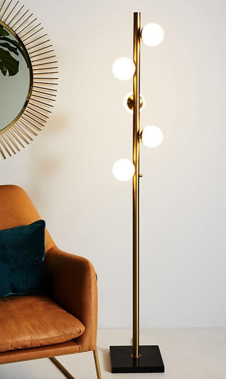 Doppler LED Tree Floor Lamp