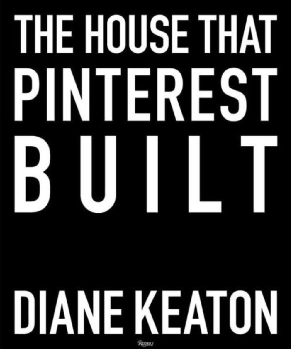 That House That Pinterest Built