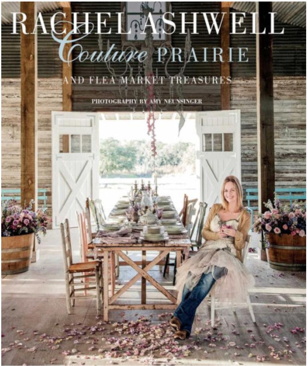 Rachel Ashwell Couture Prairie & Flea Market Treasures