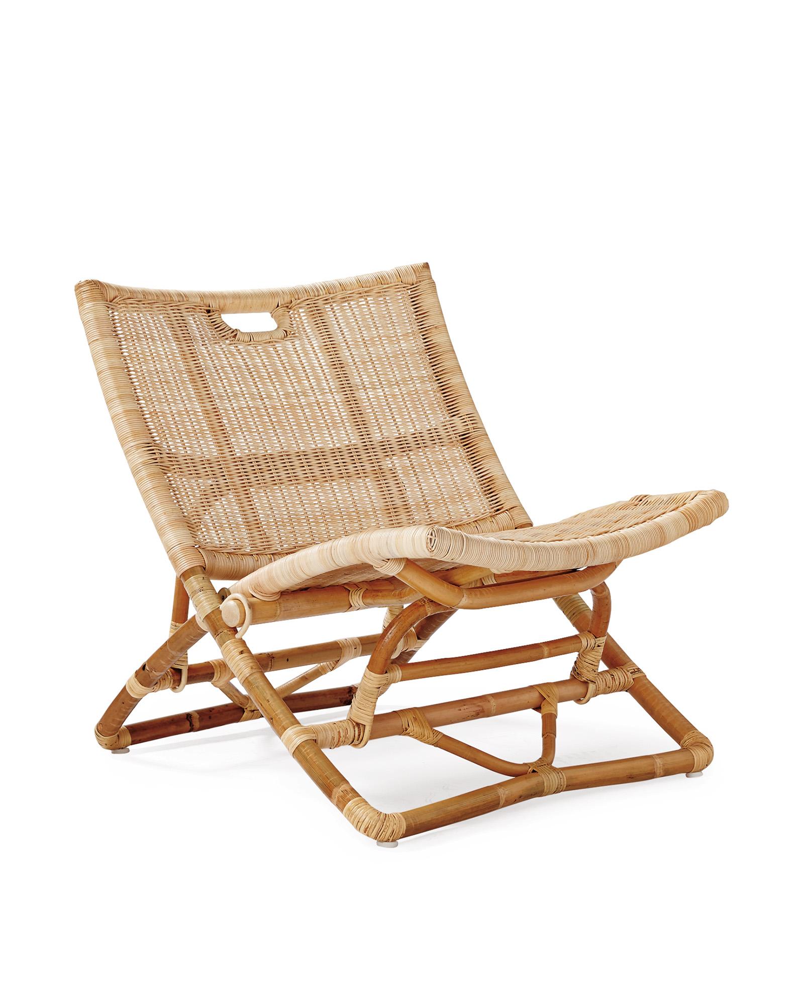 Natural Palisades Chair