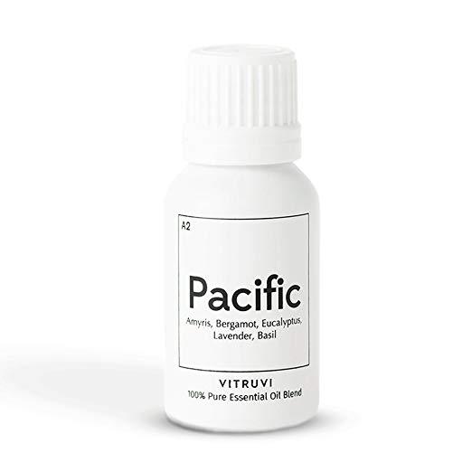 100% Pure Amyris, Bergamot, Eucalyptus, Lavender & Basil Oil