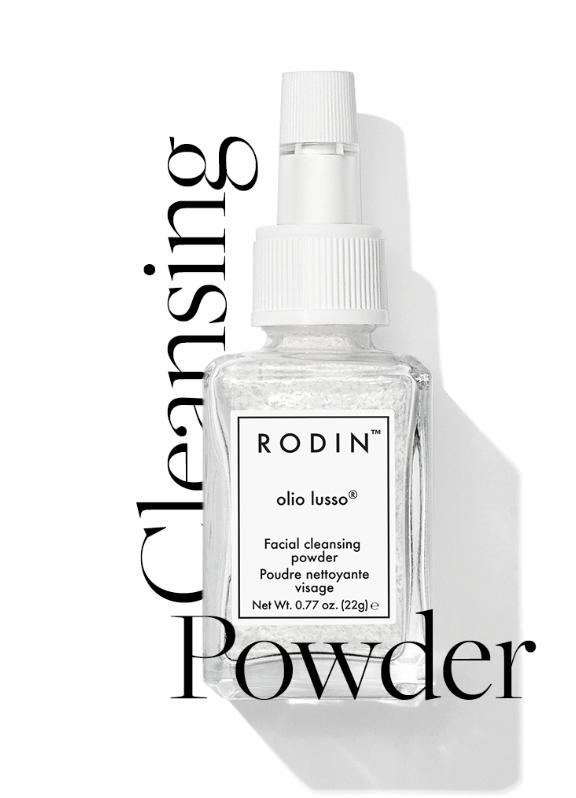 Facial Cleansing Powder