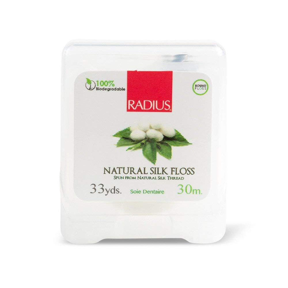 Radius Natural Biodegradable Silk Floss