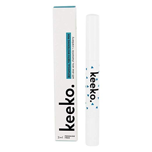 Keeko Botanical Teeth Whitening Pen