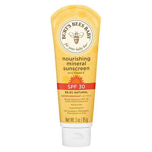 Baby Water Resistant Baby Sunscreen SPF 30