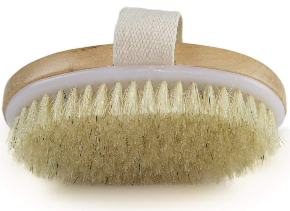 Dry Skin Dry Brush