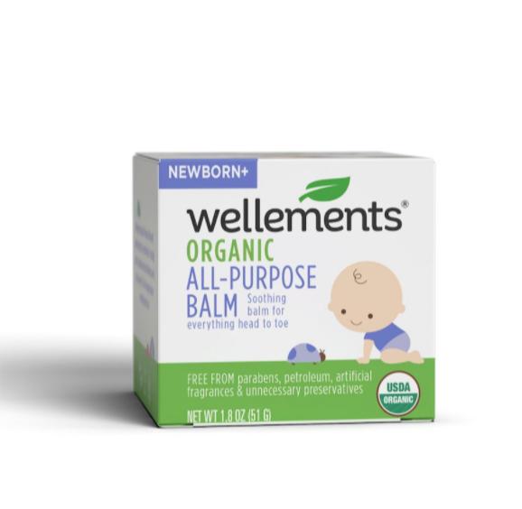 Organic All-Purpose Balm