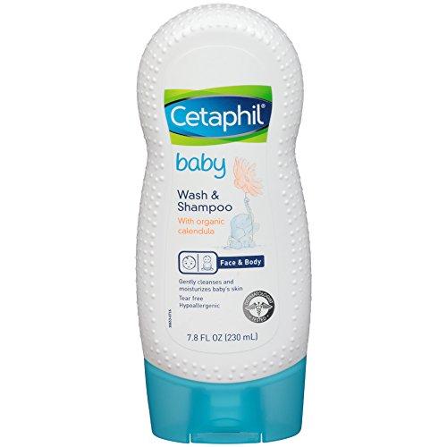 Organic Calendula Baby Wash & Shampoo