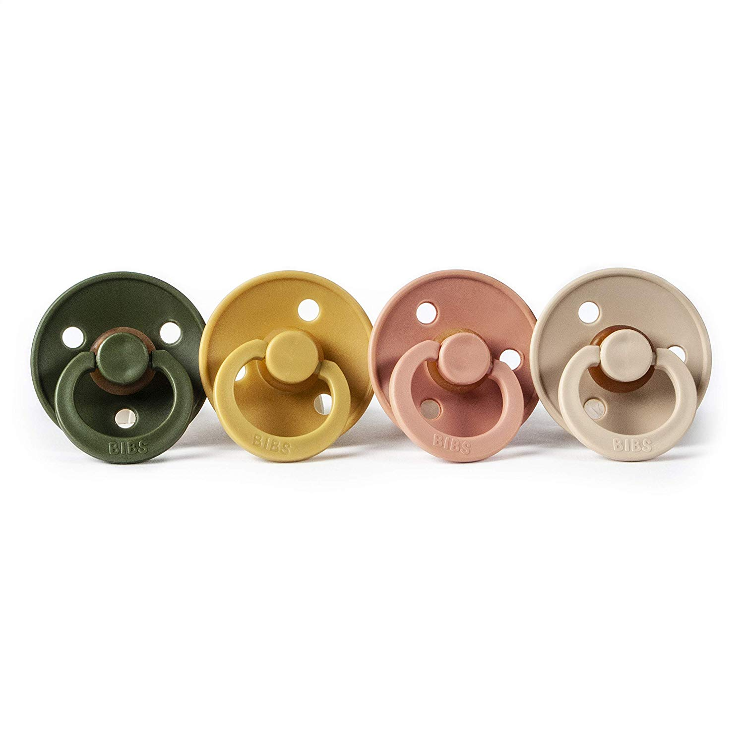 BPA-Free Natural Rubber Pacifiers